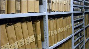 Symbolbild der Historikergenossenschaft für Archivieren
