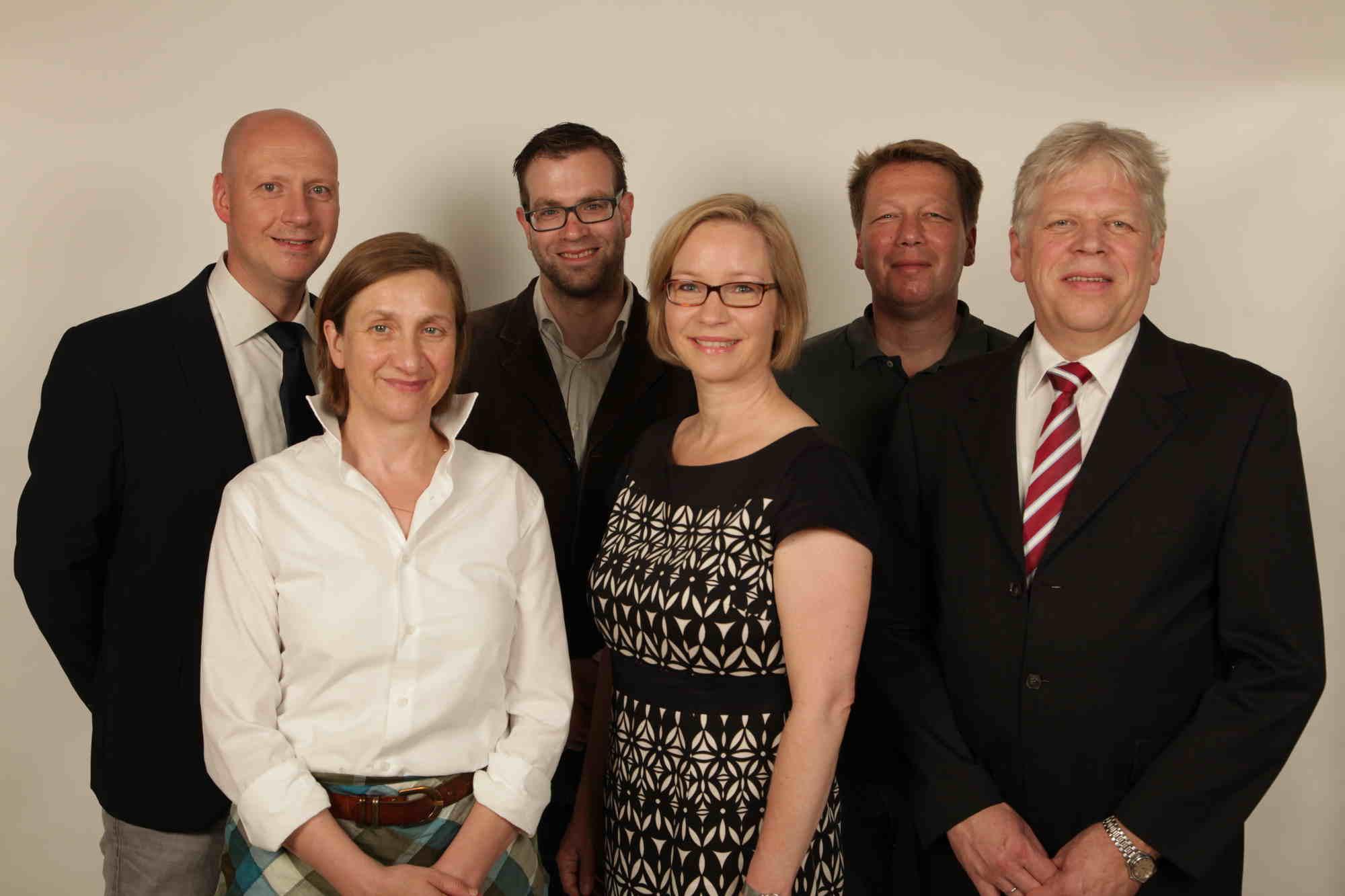 Das Team der Historiker-Genossenschaft